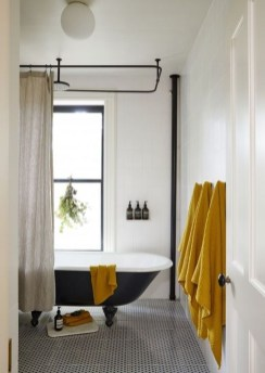 Cool Bathrooms Ideas With Clawfoot Tubs43