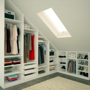 Impressive Walk In Closet Organization Ideas20