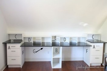 Unique Diy Home Office Decor Ideas14