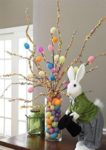 Charming Easter Ideas For Outdoor Decorations 14