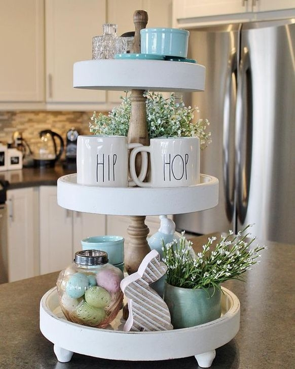 Charming Easter Ideas For Outdoor Decorations 32