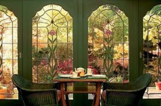 Comfy Stained Glass Window Design Ideas For Home 08