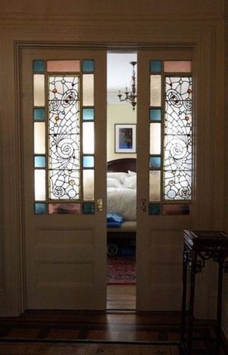 Comfy Stained Glass Window Design Ideas For Home 09