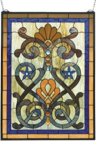 Comfy Stained Glass Window Design Ideas For Home 19
