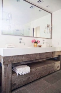 Cozy Spa Bathroom Decorating Ideas 24