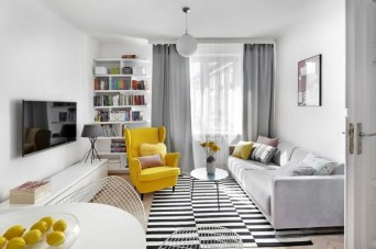 Cute Small Living Room Designs Ideas 31
