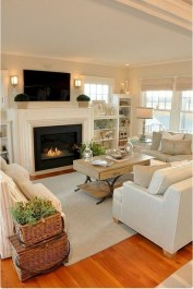 Gorgeous Farmhouse Living Room Design Ideas 44