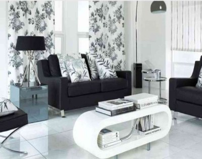 Relaxing Black And White Decor Ideas For Your Room 42