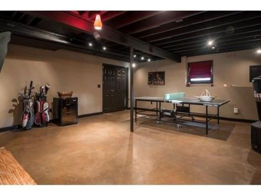 Wonderful Basement Remodel Ideas Into An Attractive Living Room 08