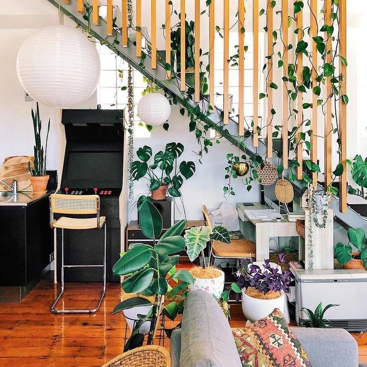 Astonishing Succulent Decoration Ideas For Living Room 39