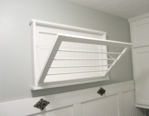 Elegant Diy Drying Rack Design Ideas That You Can Copy Right Now 23