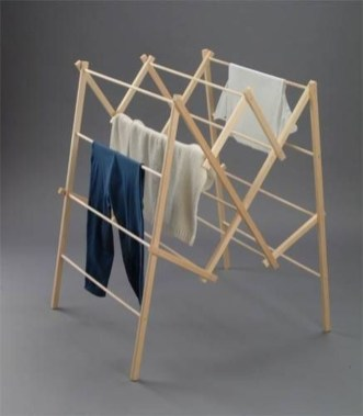 Elegant Diy Drying Rack Design Ideas That You Can Copy Right Now 46