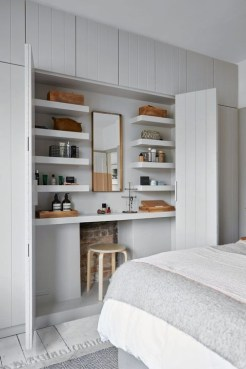 Enchanting Bedroom Storage Ideas 35