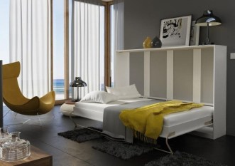 Fantastic Diy Murphy Bed Ideas For Small Space 15