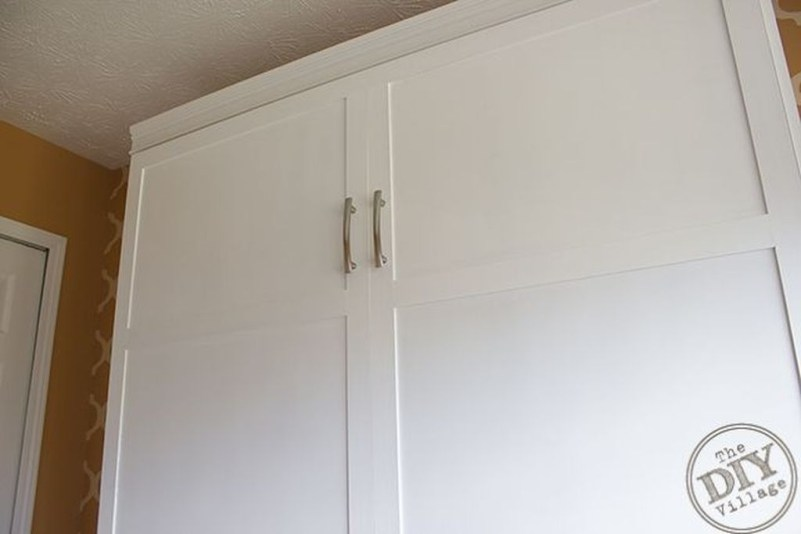 Fantastic Diy Murphy Bed Ideas For Small Space 16