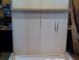 Fantastic Diy Murphy Bed Ideas For Small Space 32