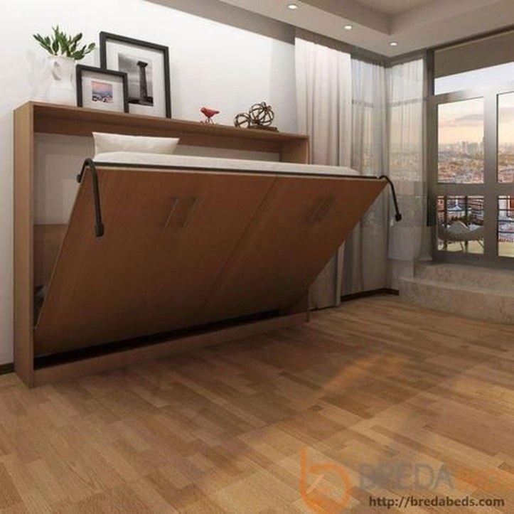 Fantastic Diy Murphy Bed Ideas For Small Space 38