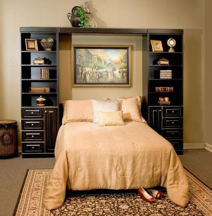 Fantastic Diy Murphy Bed Ideas For Small Space 46