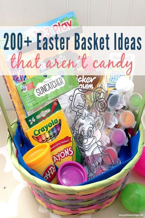 Gorgeous Easter Basket Ideas For Kids 12