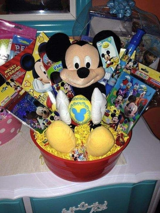 Gorgeous Easter Basket Ideas For Kids 44
