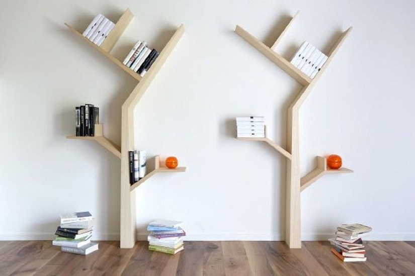 Inexpensive Bookshelf Design Ideas That Are Popular Today 09