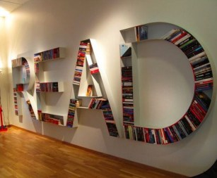 Inexpensive Bookshelf Design Ideas That Are Popular Today 10