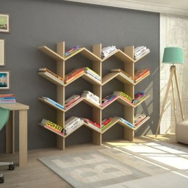 Inexpensive Bookshelf Design Ideas That Are Popular Today 26