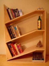 Inexpensive Bookshelf Design Ideas That Are Popular Today 33