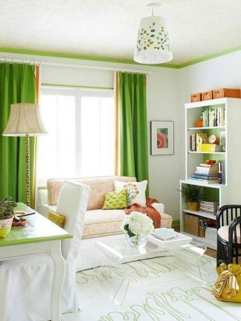 Minimalist Small Space Ideas For Bedroom And Home Office 06