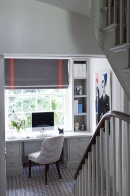 Minimalist Small Space Ideas For Bedroom And Home Office 25