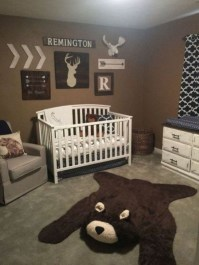 Modern Baby Room Themes Design Ideas 18
