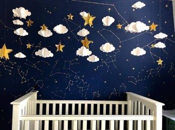 Modern Baby Room Themes Design Ideas 20