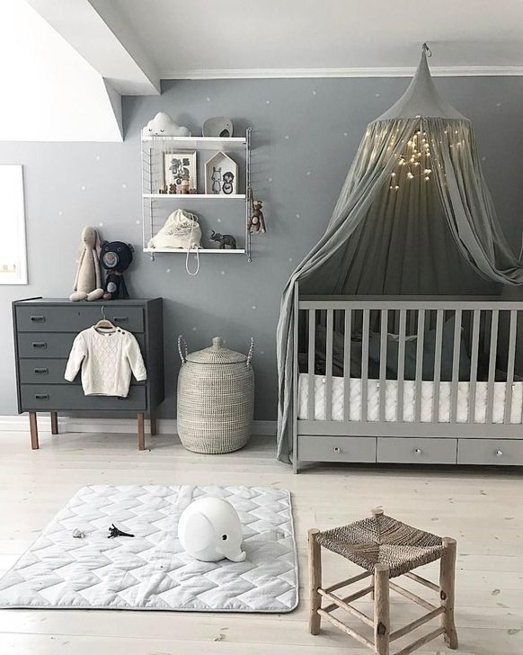 Modern Baby Room Themes Design Ideas 28
