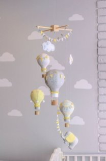 Modern Baby Room Themes Design Ideas 30