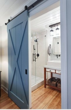 Outstanding Colorful Door Ideas For House 18