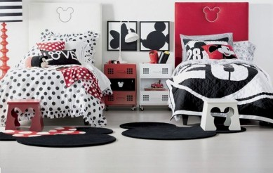 Perfect Disney Room Ideas For Children 17