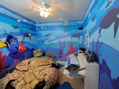 Perfect Disney Room Ideas For Children 20