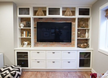 Rustic Home Entertainment Centers Ideas 17