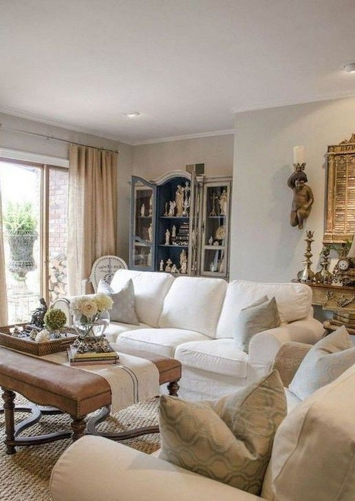 Adorable French Country Living Room Ideas On A Budget 01