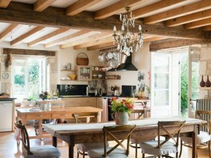 Adorable French Country Living Room Ideas On A Budget 36