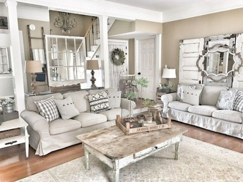 Adorable French Country Living Room Ideas On A Budget 41