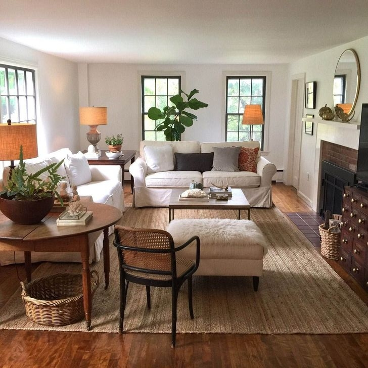 Adorable French Country Living Room Ideas On A Budget 44