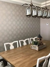 Fabulous Wallpaper Pattern Ideas With Focal Point To Your Space 03