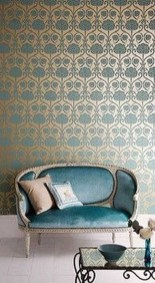 Fabulous Wallpaper Pattern Ideas With Focal Point To Your Space 20