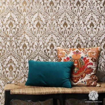 Fabulous Wallpaper Pattern Ideas With Focal Point To Your Space 34