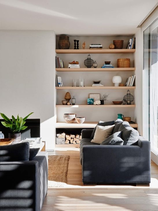 Fancy Family Room Design Ideas That Make You Cozy 42