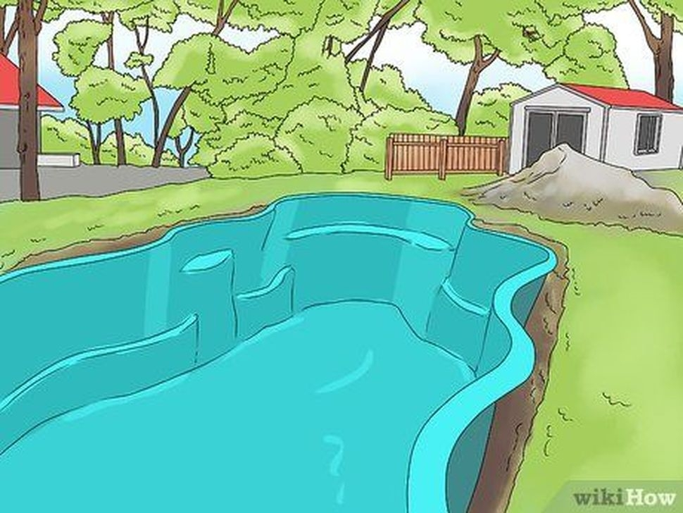 Glamorous Garden Design Ideas With Swimming Pools 11