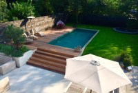 Glamorous Garden Design Ideas With Swimming Pools 43
