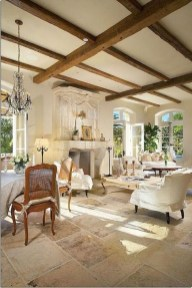 Inspiring French Living Room Decorating Ideas 20