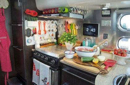 Inspiring Rv Kitchen Organization Ideas You Should Know 11